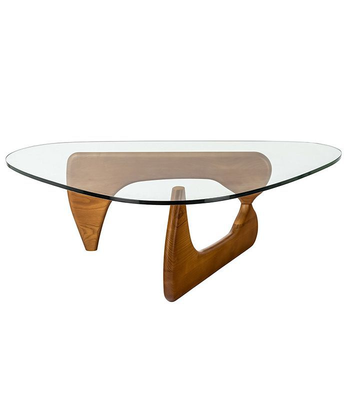 Isamu Noguchi Style Coffee Table, Walnut