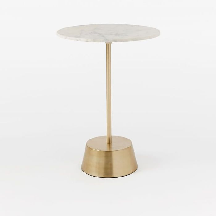 West Elm Maisie Side Table - Tall