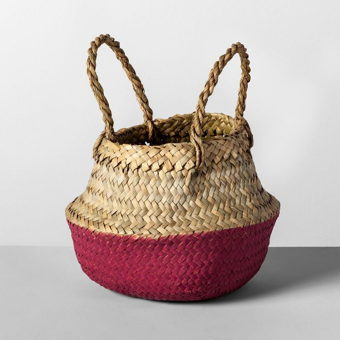 Opalhouse Decorative Pop Up Belly Basket
