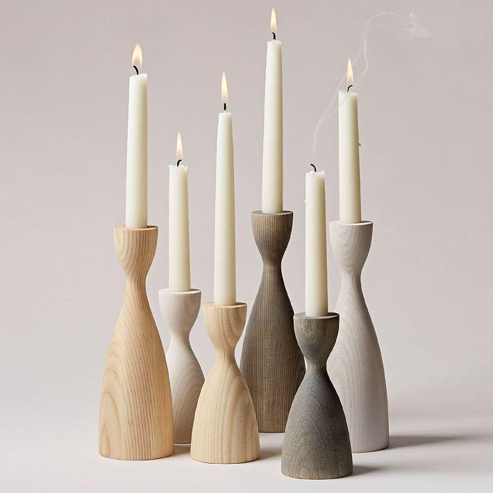 Pantry Candlesticks set.