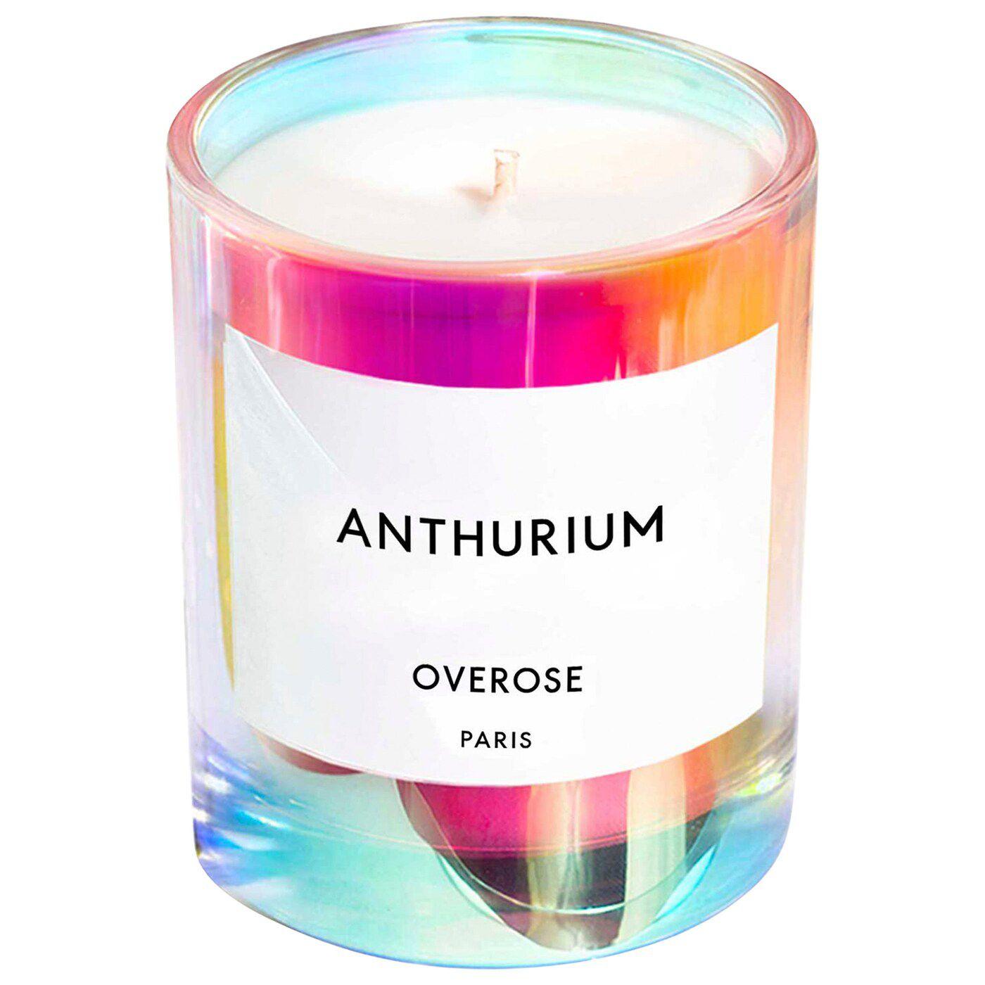 Overrose Anthurium Scented Candle