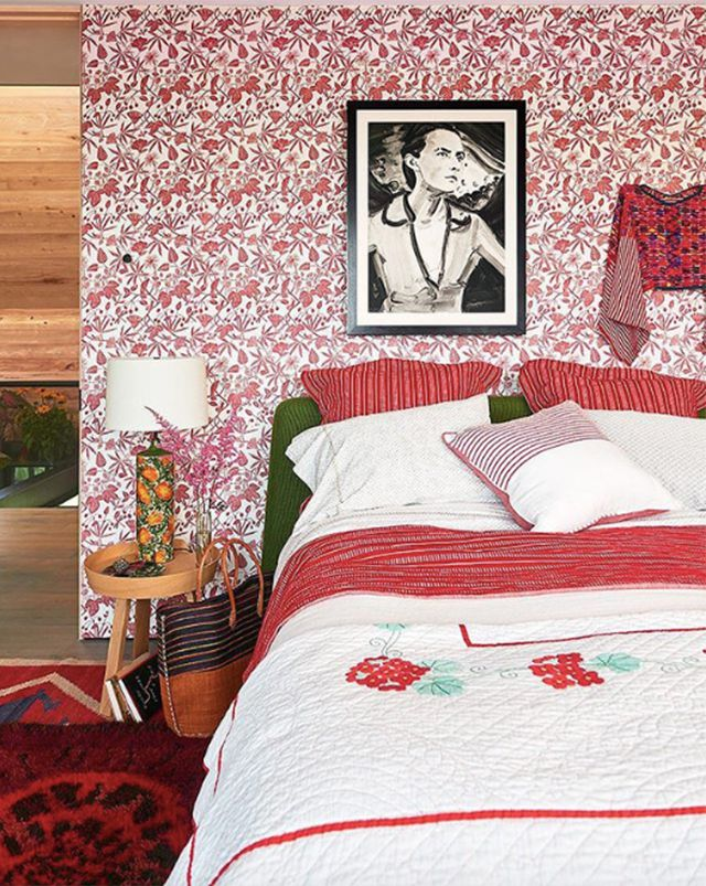 20 Bedrooms That Prove Red Can Be Totally Chic