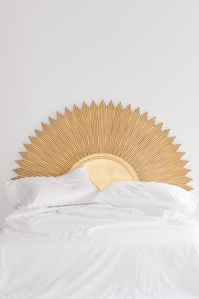 Deco Sun Headboard product photo.