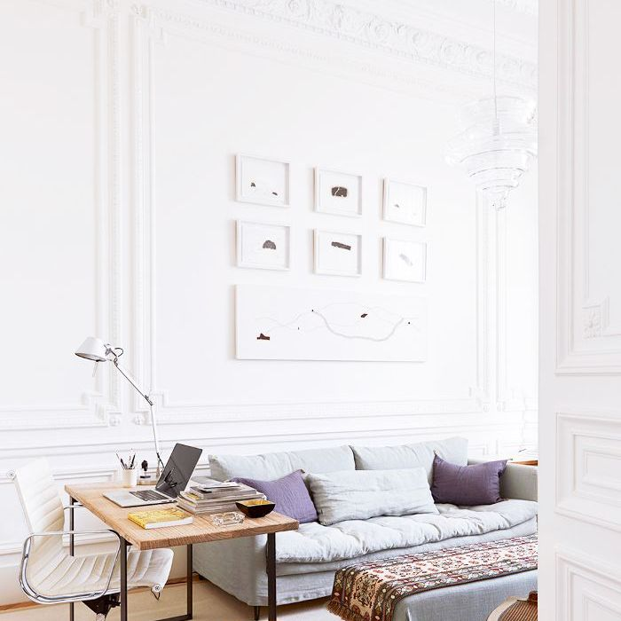 Parisian Apartment Décor Ideas