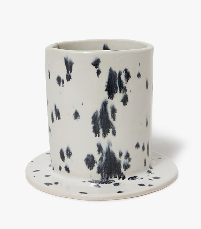 Dalmation Well Planter