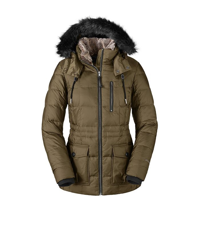 Eddie Bauer Charly Sherpa-lined Parka