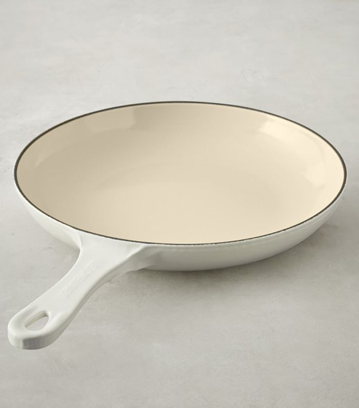 Le Creuset Cast-Iron Shallow Fry Pan