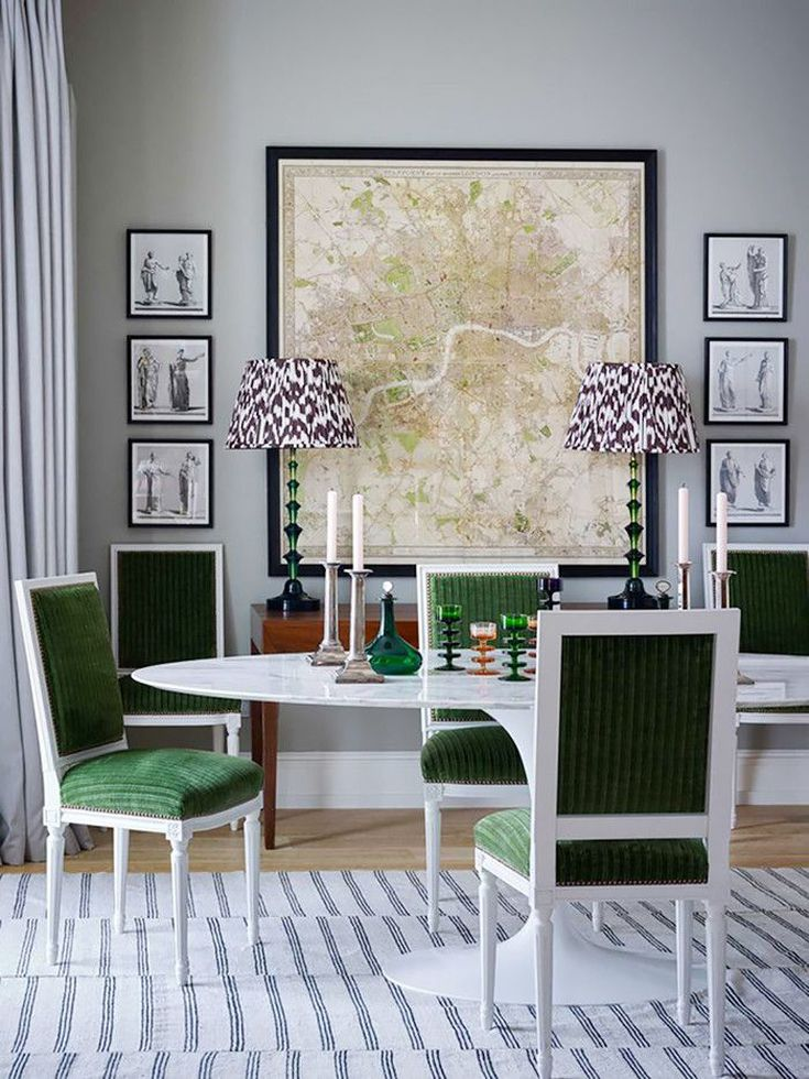 burlington 2 tone paint ideas dining room traditional with ...