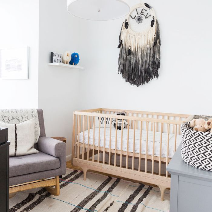 Tips For Decorating A Small Nursery: 16 Small Nursery Ideas And Décor Tips