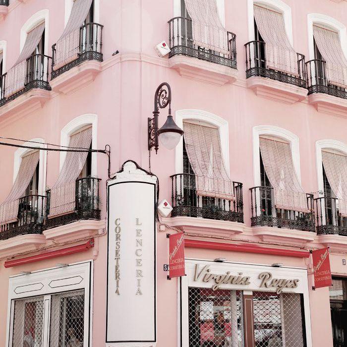 Lugares de vacaciones españoles: Sevilla