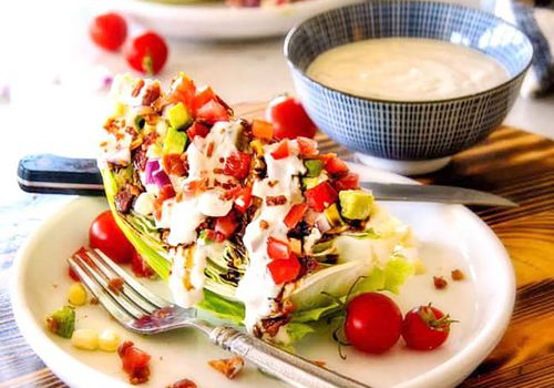 What Goes With Chili — Outback Wedge Salad