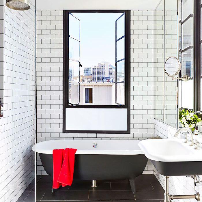 Bathroom Ideas — Small Spaces
