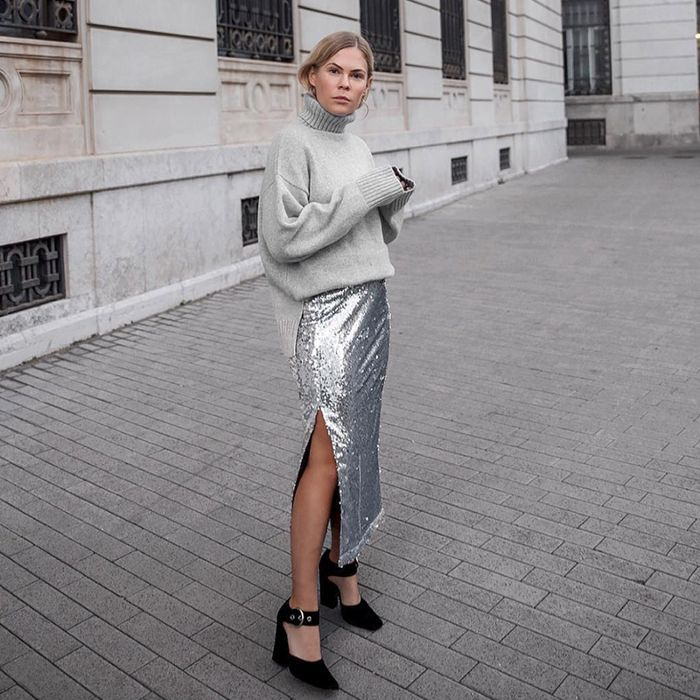 editor-approved New Year's Eve outfit