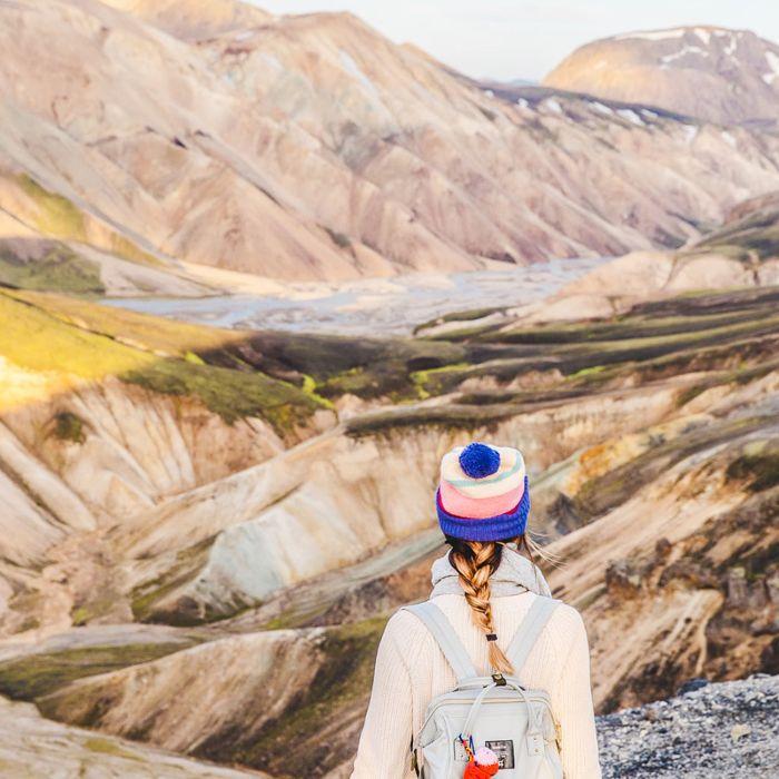 K is for Kani—Volcanoes in Iceland