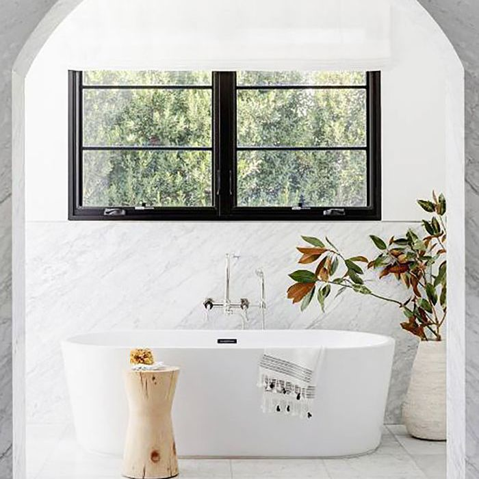 Best Bathroom Trends of the Year — Accent Stools