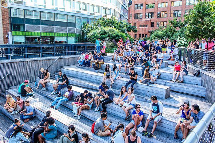 The High Line—New York City