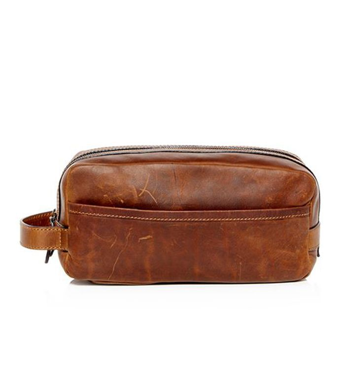 Logan Leather Travel Kit