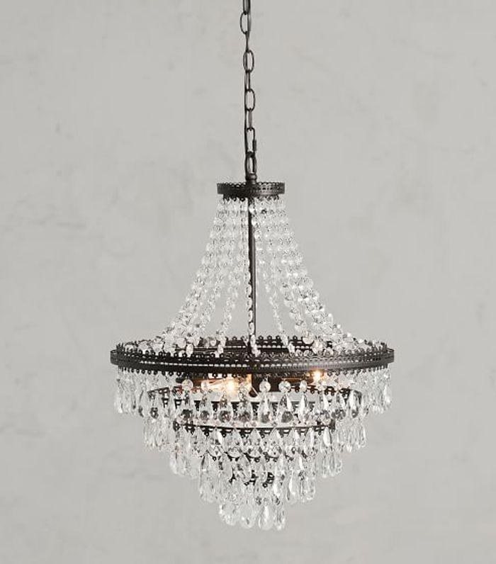Jemstones big pot barn petite crystal chandelier zinta all