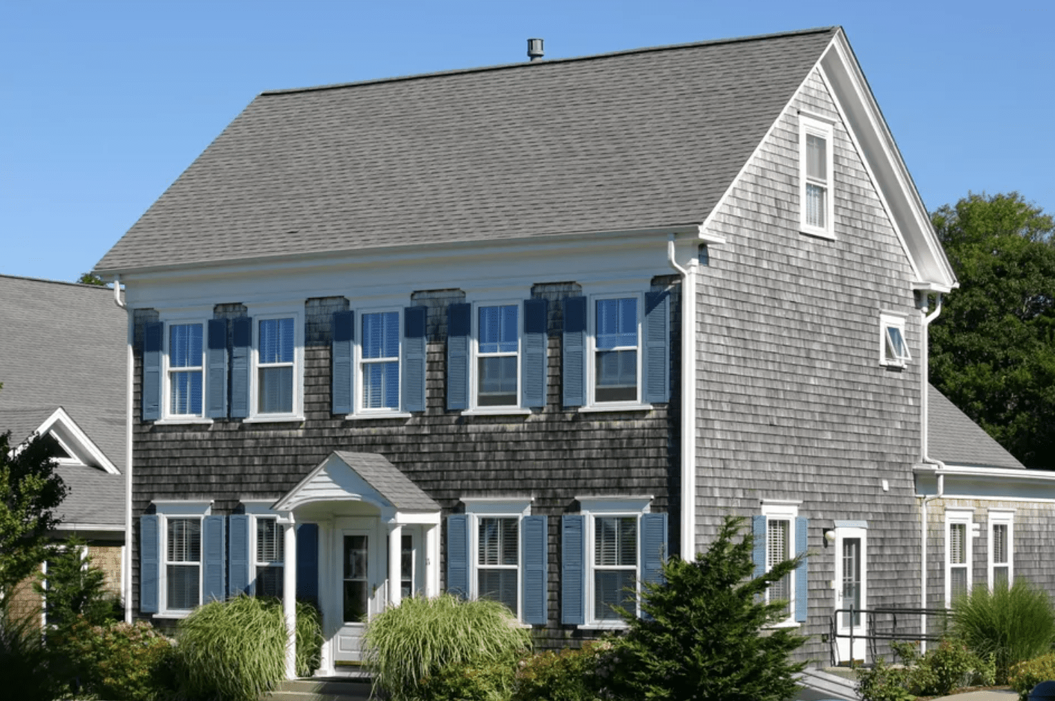 different types of cape cod homes