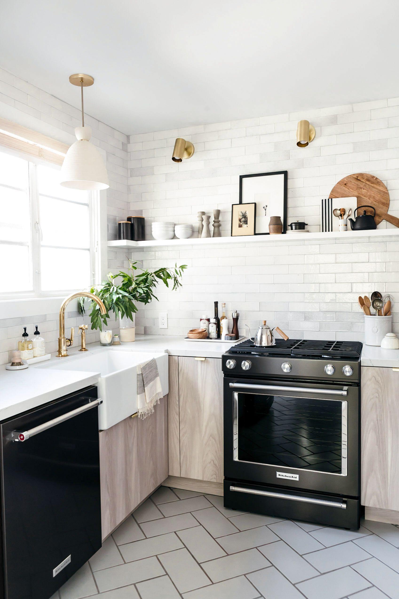 20 Clever IKEA Kitchen Design Ideas