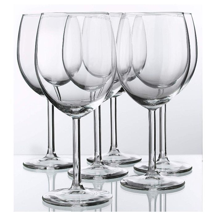 IKEA Wine Glass, Set of 6