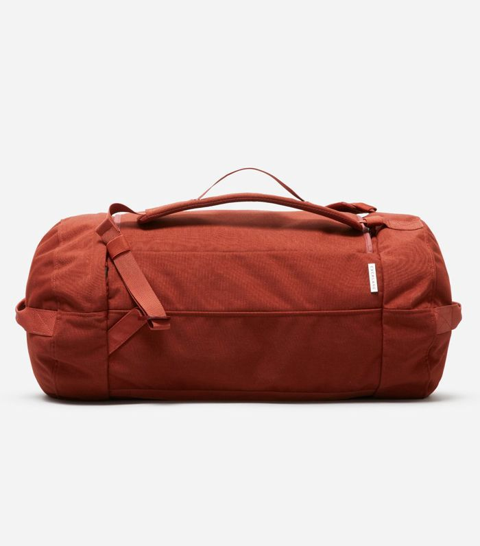 Travel Duffel Bag by Everlane in Brick