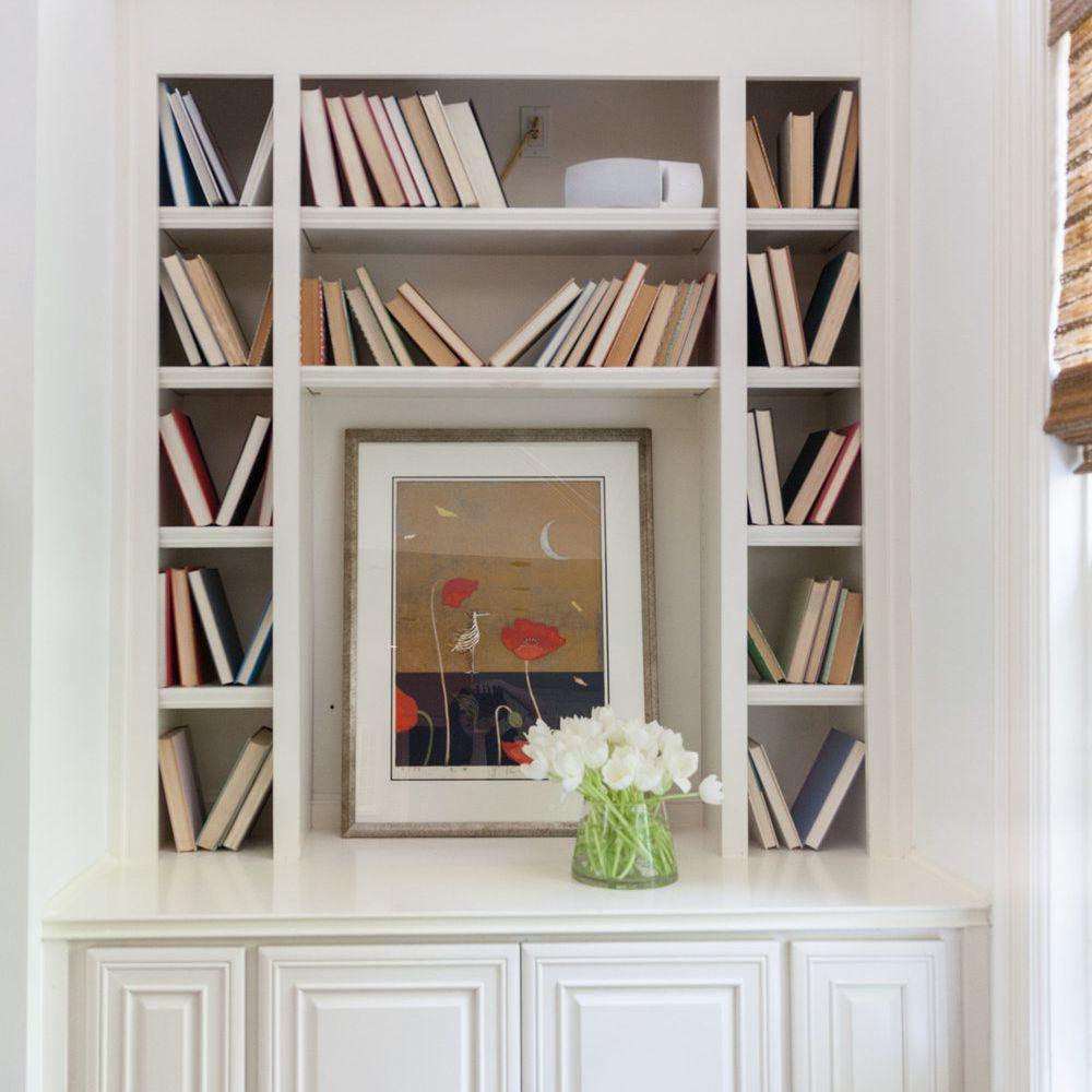 20 Inspiring Living Room Bookshelf Ideas