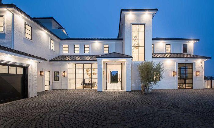 LeBron James's L.A. Home