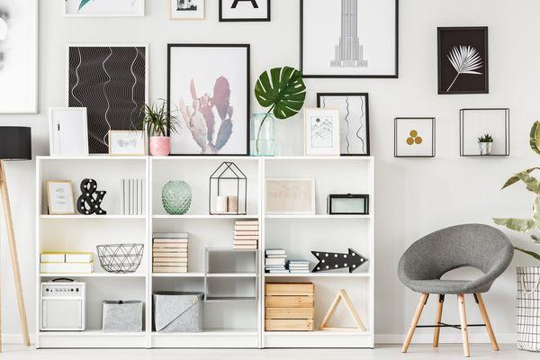 bookshelves styled best bookshelves