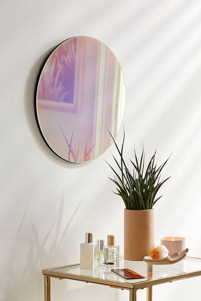 UO Nova Iridescent Mirror