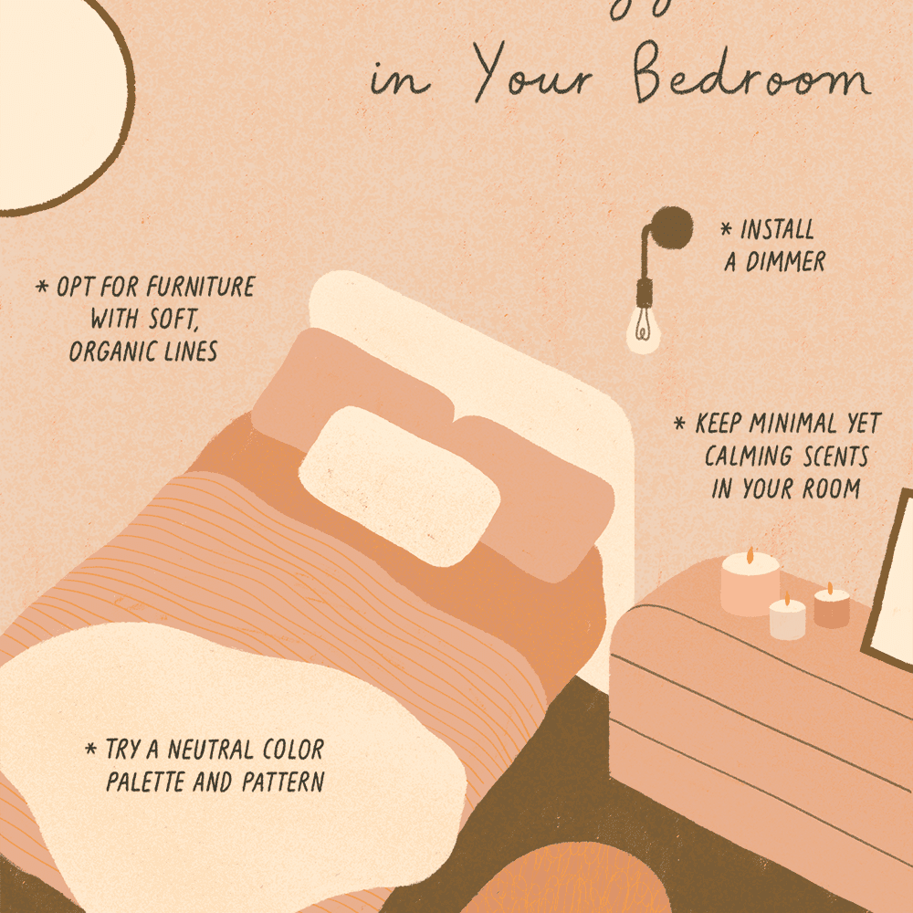 7 Accessories That Ruin the Energy in Your Bedroom (and How to Fix It)