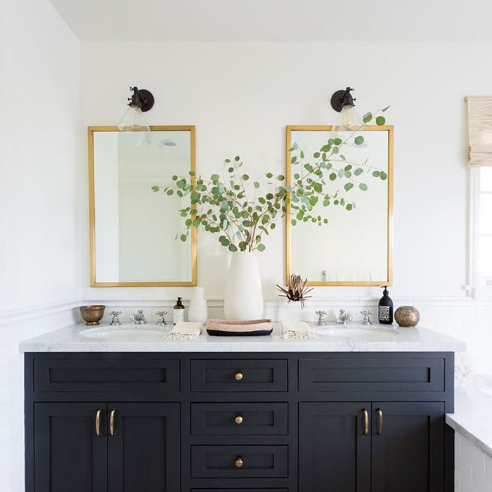 10 Bathroom Paint Colors Interior Designers Swear By,Room Clothes Organizer Ideas