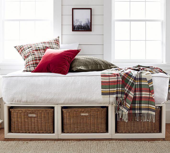 Stratton Storage Daybed with Baskets