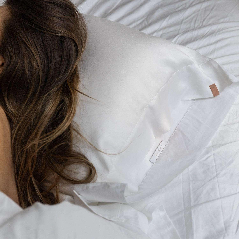 Washable Silk Pillowcase