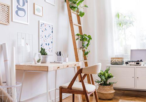 área de escritorio