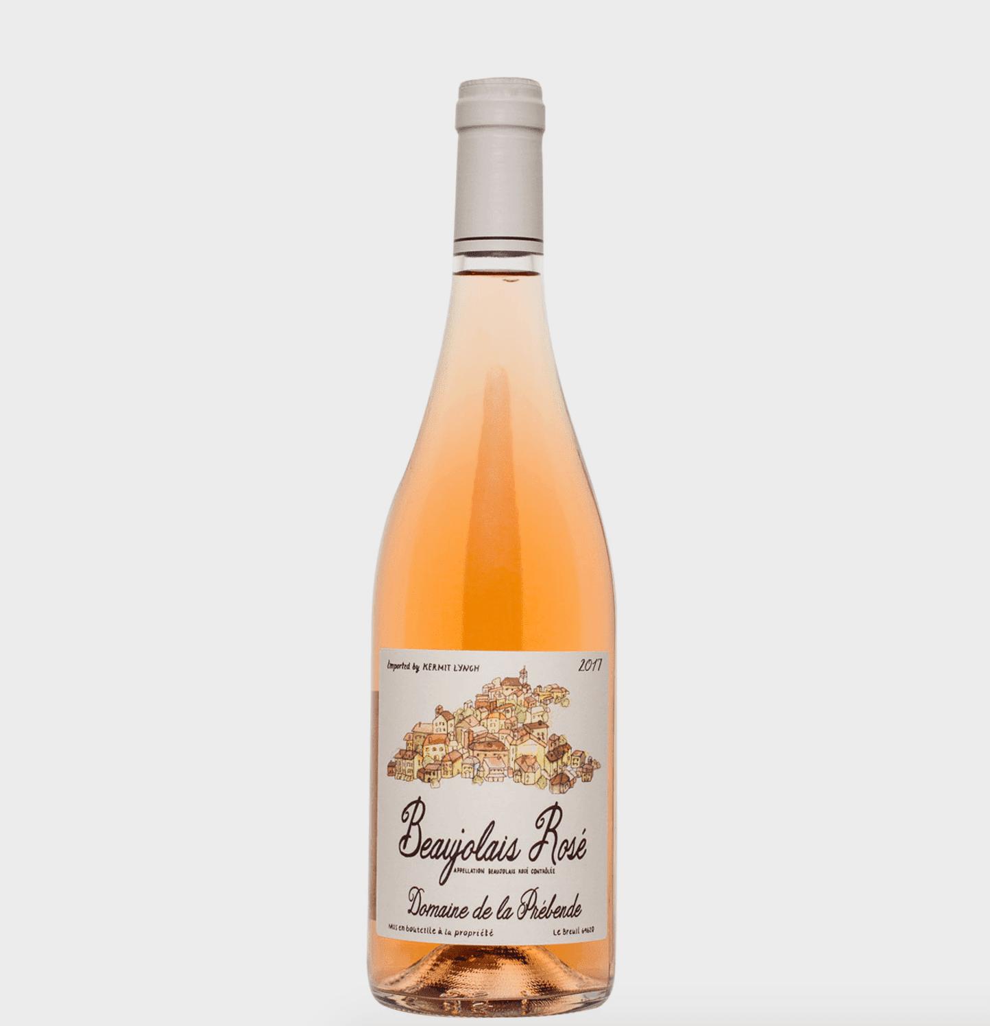 2017 Domaine de la Prebende Beaujolais Rose, Beaujolais