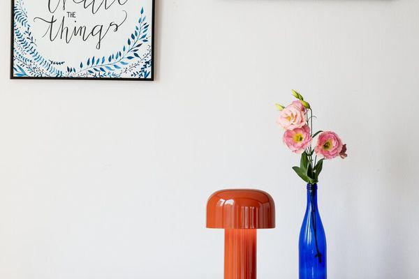 FLOS Bellhop lamp lifestyle