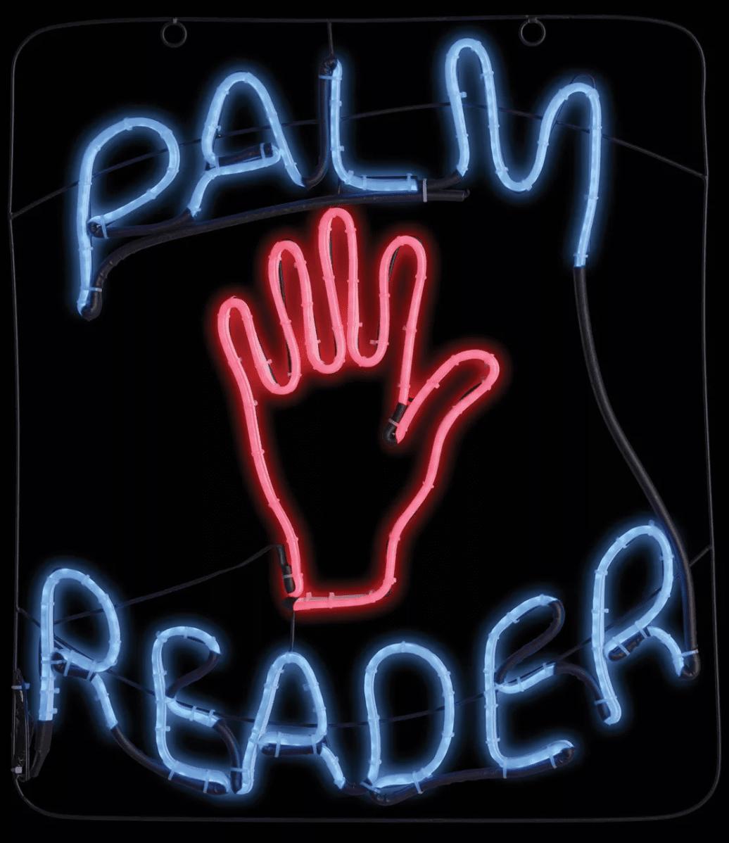 palm reader sign