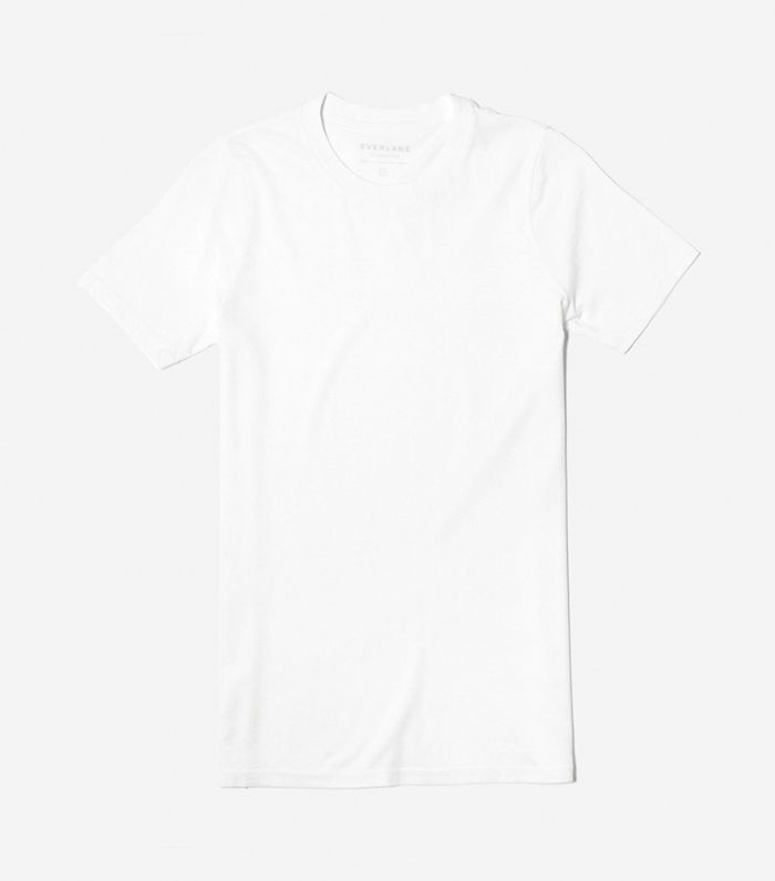 Women's Cotton Crew T-Shirt by Everlane in White, Size XL