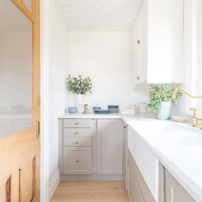 This Is the Most Stylish IKEA Kitchen We've Ever Seen