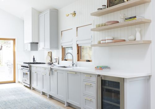 makeover of the week - Natalie Myers kitchen after