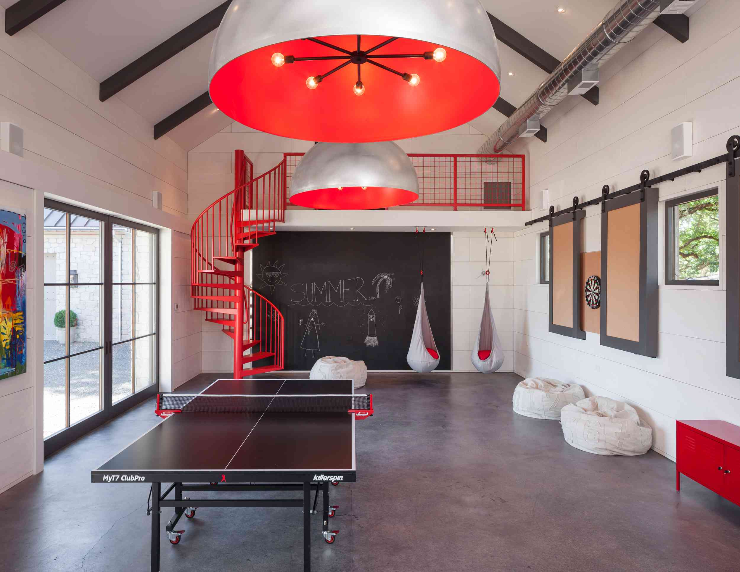 11 Stylish Game Rooms That Encourage At Home Fun