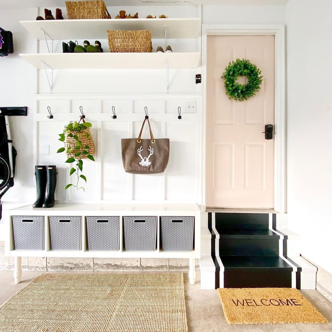 21 Garage Décor Ideas to Help You Create a Chic (and Functional) Storage Space