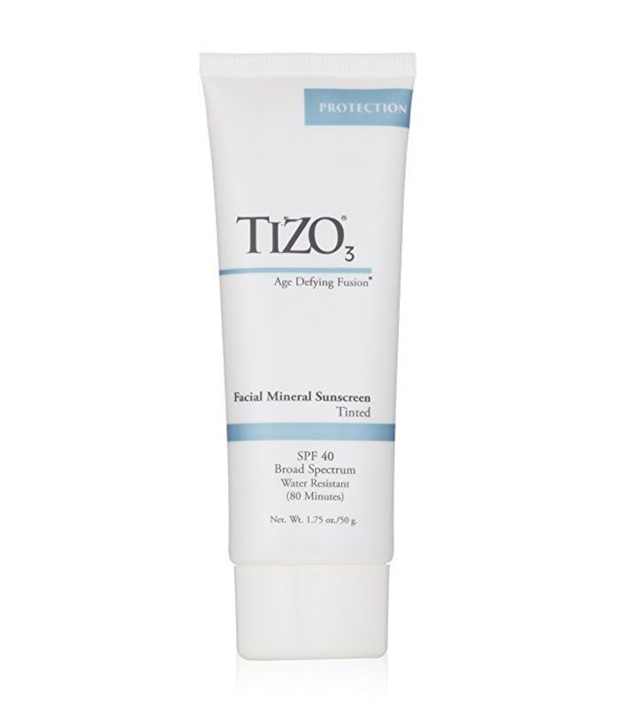 Tizo 3 Tinted Face Mineral SPF40 Sunscreen