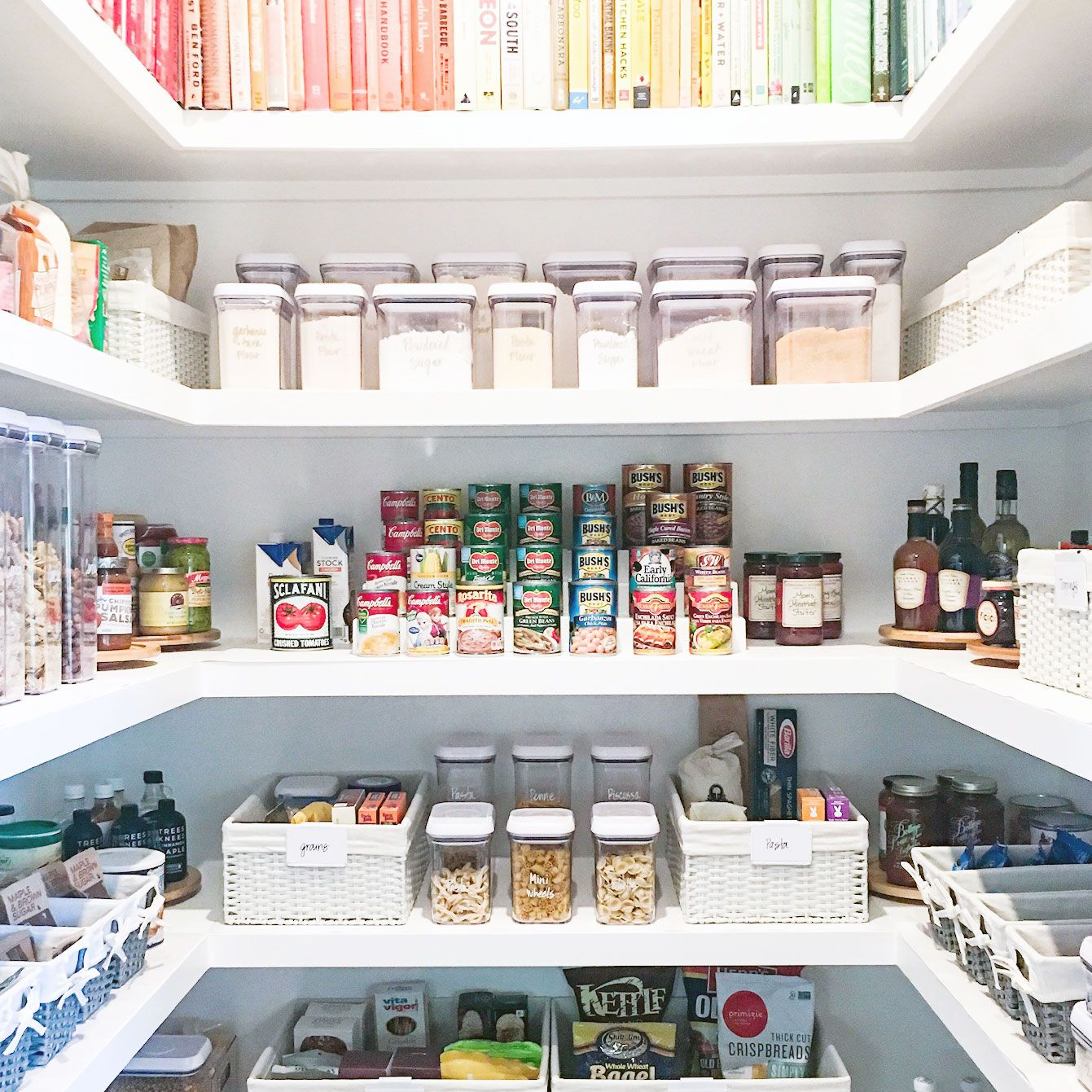 A Pro Shares 6 Ikea Kitchen Pantry Organization Ideas For