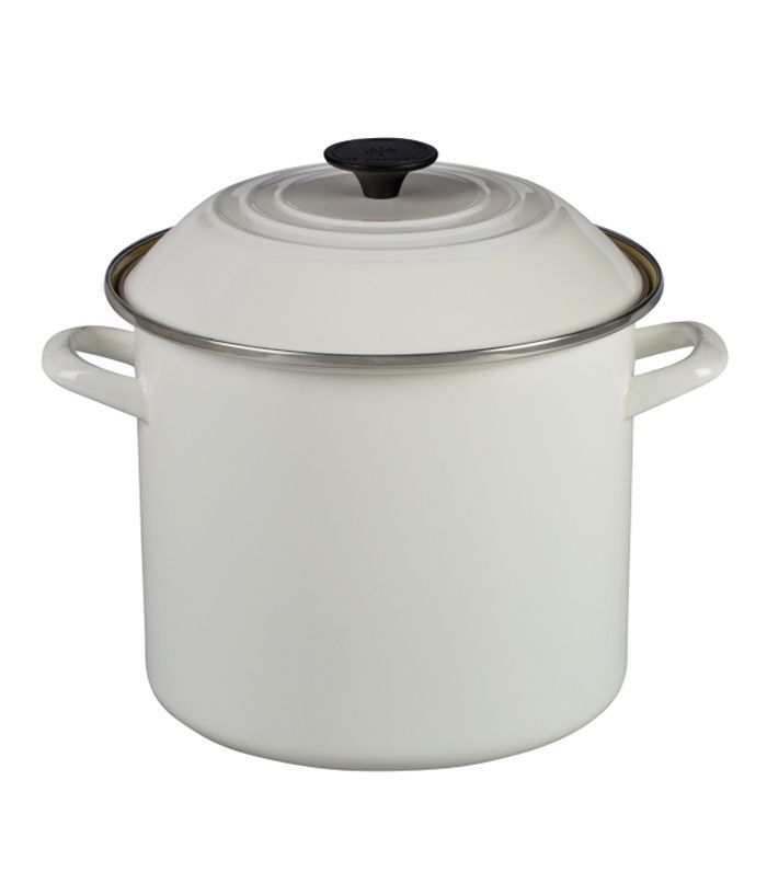Le Creuset 6-Quart Enameled Steel Stockpot