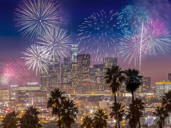 Los Angeles New Year's Eve