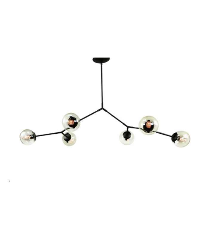 Modern Artifax Branching Bubble Chandelier
