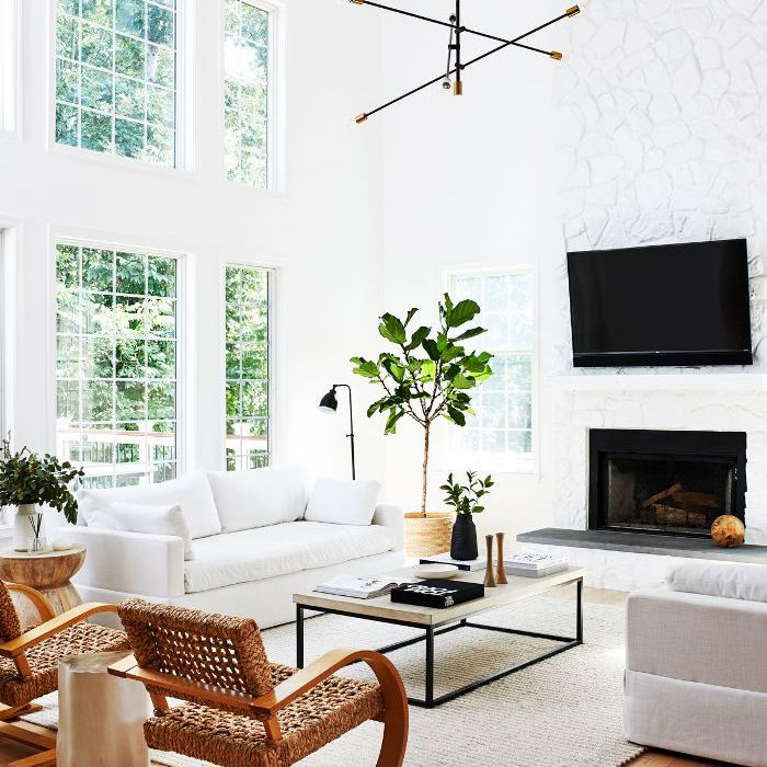 This Living Room Makeover Screams Cali-Cool—Step Inside