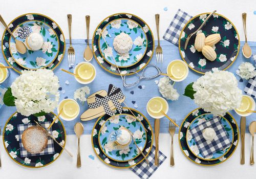 southern-inspired tableware